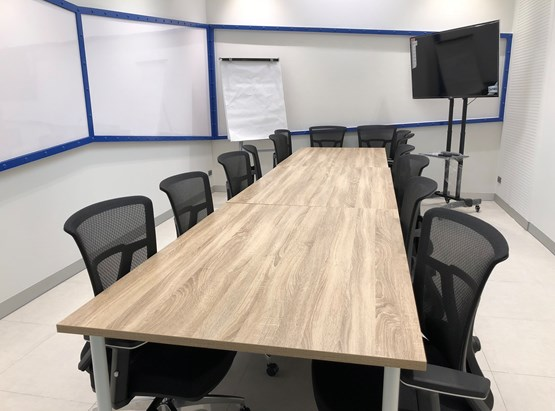 Standard Meeting Room (MS) 10-15 persons